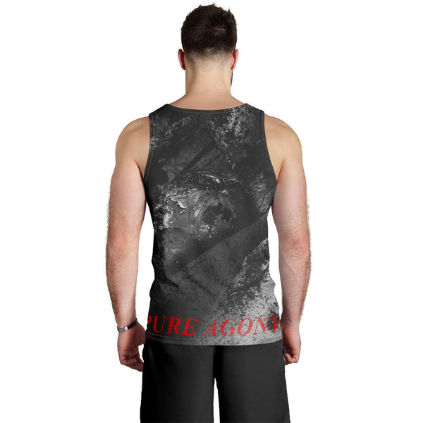 Officially Licensed Agonal Breathing - Pure Agony Tank