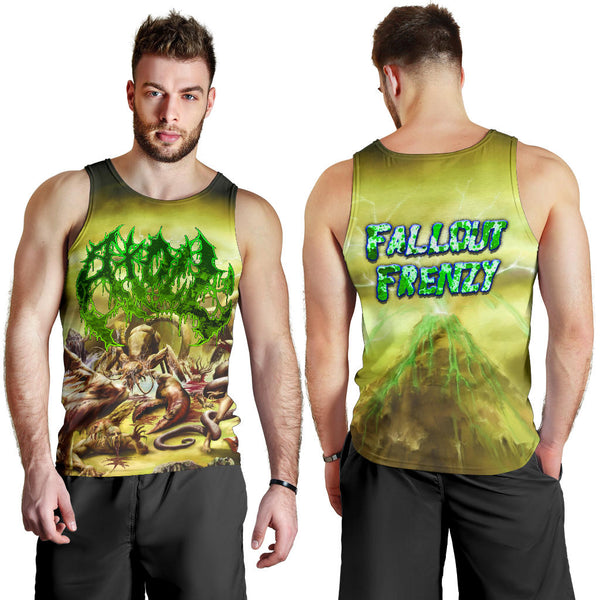 Officially Licensed Atoll - Fallout Frenzy All Over Tank Top