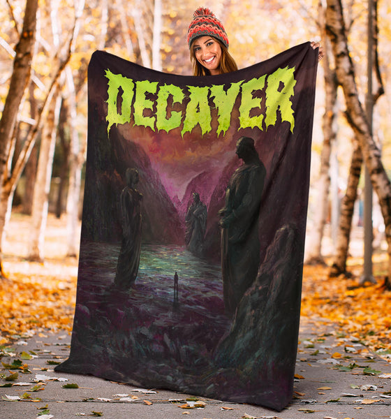 Officially Licensed Decayer - Talented Sun Blanket
