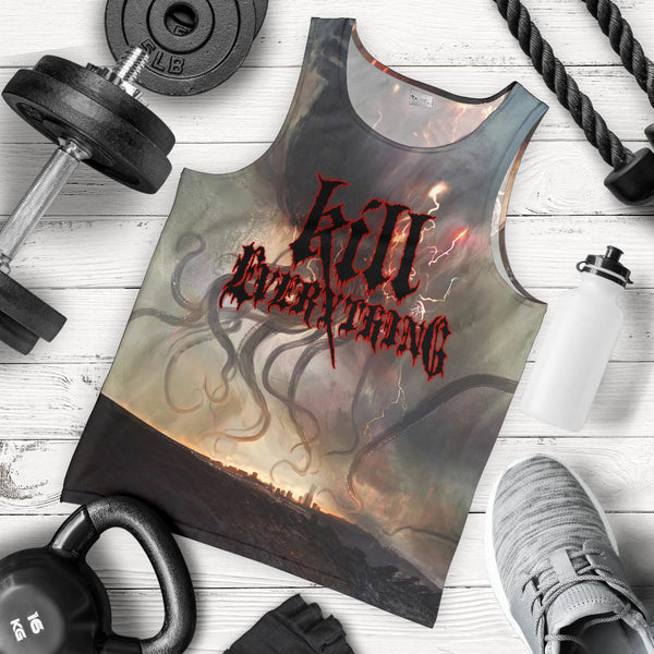 Officially Licensed Kill Everything - Scorched Earth All Over Tank Top