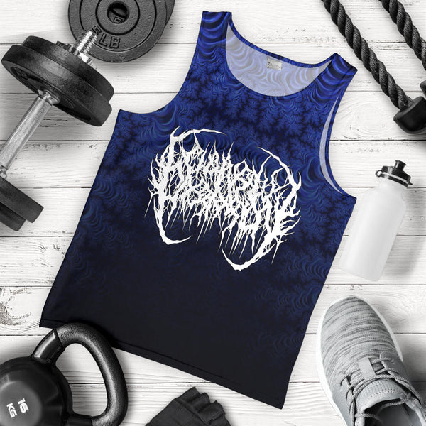Officially Licensed Chainsaw Castration - Doping In The Void Tank Top