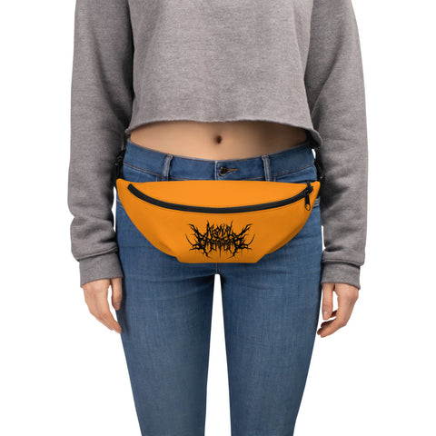 Officially Licensed Agonal Breathing Orange Fanny Pack