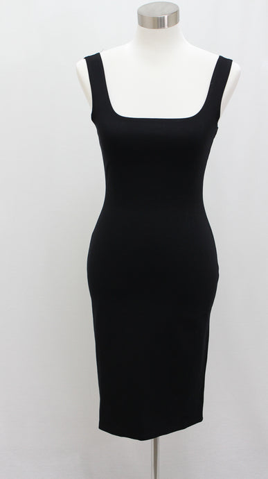 The Little Basic Dress (Black)