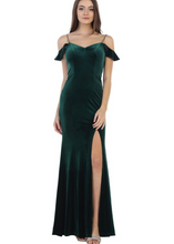 Load image into Gallery viewer, Velvet Dream Gown