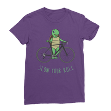 Load image into Gallery viewer, Slow Your Roll Classic Women's T-Shirt