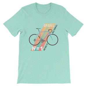 One gravel bike to rule them all tee