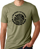 Think Out Loud Apparel A Toda Madre o un Desmadre Funny Mexican T-shirt Spanish Humor Tee