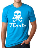 Think Out Loud Apparel Pi rate Funny Pirate T shirt Humor Tee Math Graphic Tee