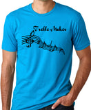 Think Out Loud Apparel Treble Maker Funny Musician T-Shirt