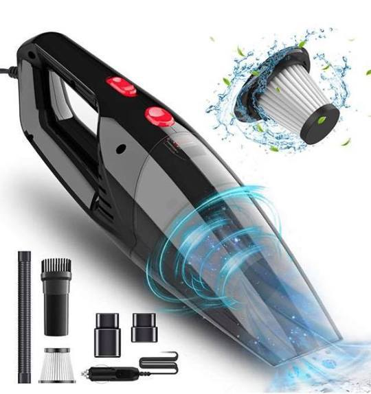 Fastclean™ | Aspirateur portable à multiple usage 100003197 Ideesympa.fr