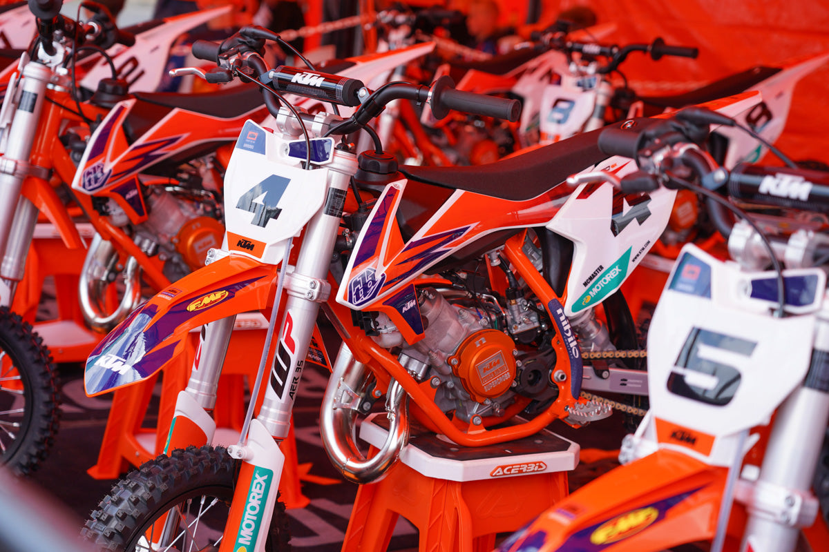 Nihilo Concepts Sponsors KTM Junior SX Around The World