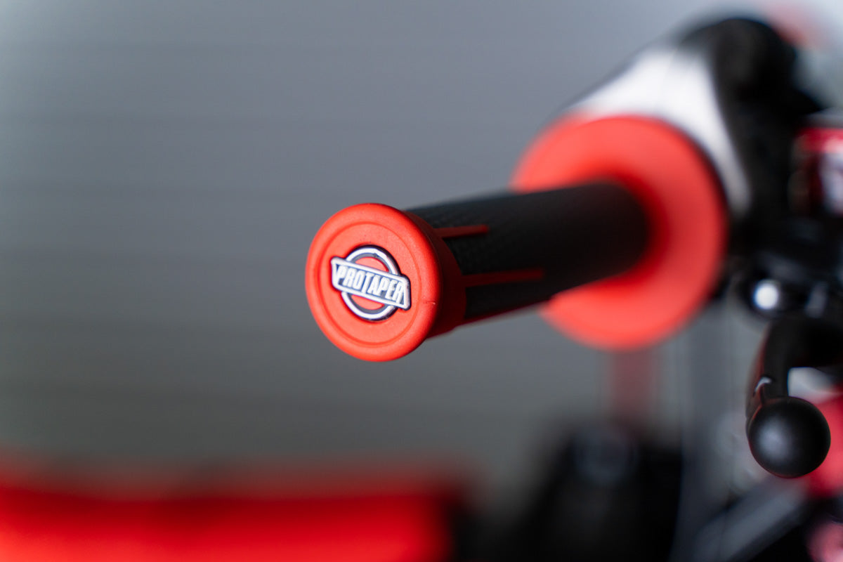 Red Protaper Grips