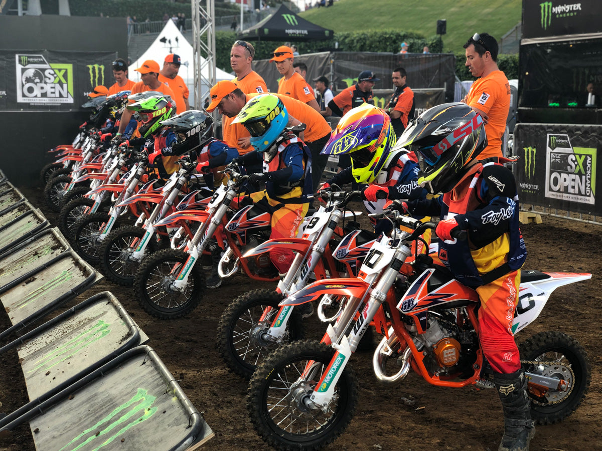 KTM Juniors Ready to Race