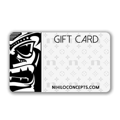 Nihilo Concepts Gift Card Gift Card