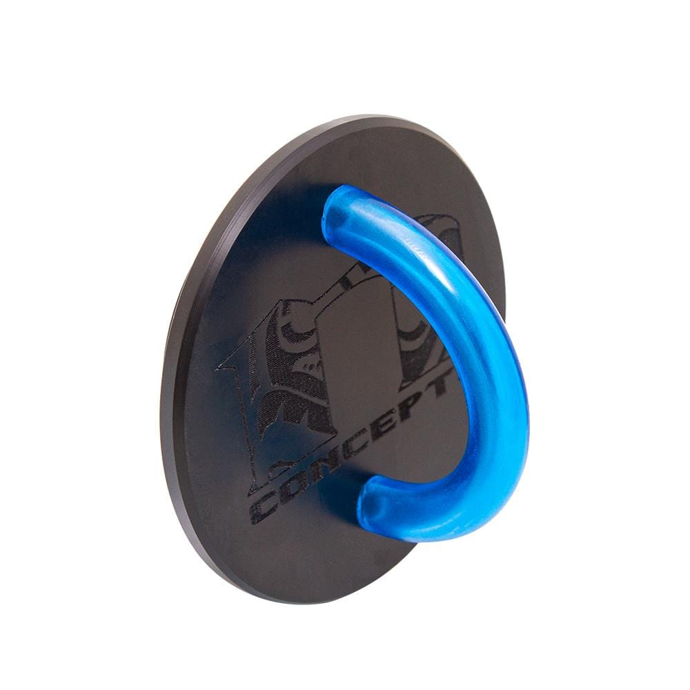 wmr1 Blue Quick Fill Dry Brake Cap (Quick Release)