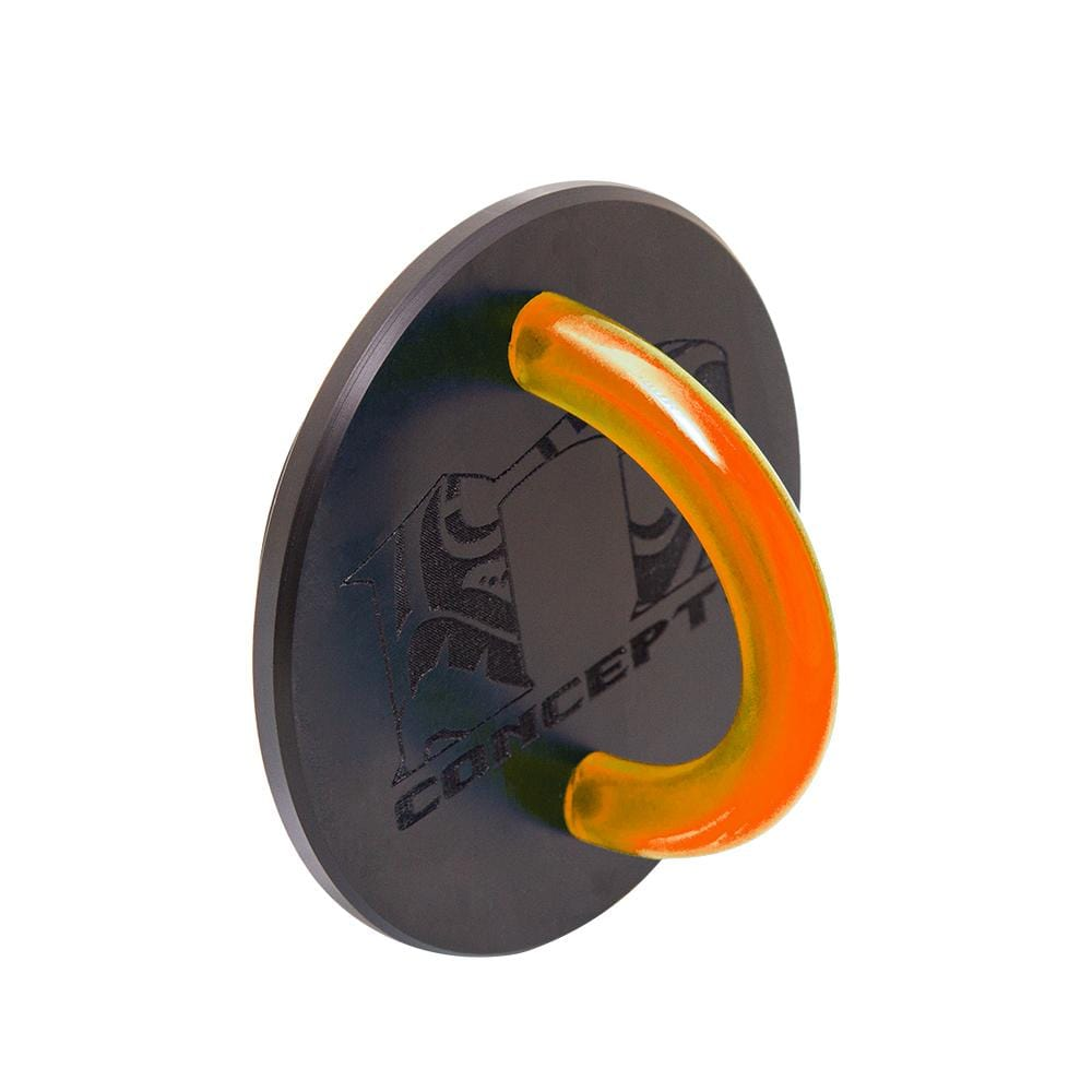 wmr1 Orange Quick Fill Dry Brake Cap (Quick Release)