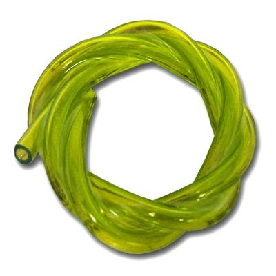 "NIHILO Fuel Hose Flo Yellow 1/4"" x 3' Fuel Overflow Hose"