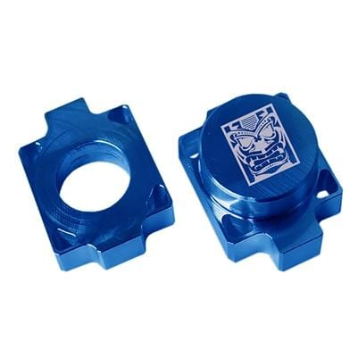 NIHILO Chain Kit Blue KTM/Husqvarna Chain Adjuster Kit 65 2016-2020