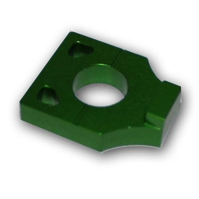NIHILO Chain Kit Green Chain Adjuster Kit  KX 85 2003-2020 / YZ 65 2018-2020/ YZ 85 2019-2020