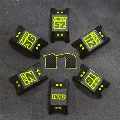 wmr1 Carbon Fiber Starting Blocks