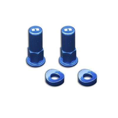 wmr1 Blue Rim Lock Nut Kit