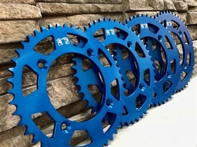 Yamaha YZ 65 rear Sprockets 2002-2019