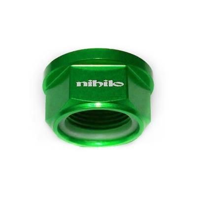 wmr1 Green KX - YZ - RM - 14MM Ny-Lock Nut