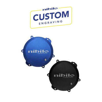 Yamaha YZ125 Billet Clutch Cover 2005-2019