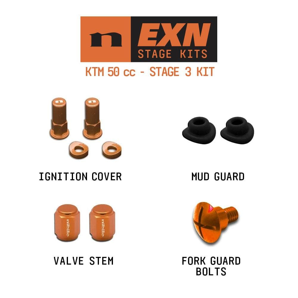 KTM 50 cc - EXN STAGE 3 KIT