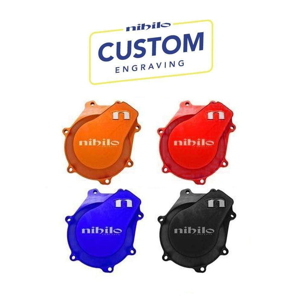 Nihilo Concepts Ignition Cover KTM/Husqvarna 450 Ignition Cover 2016-2020