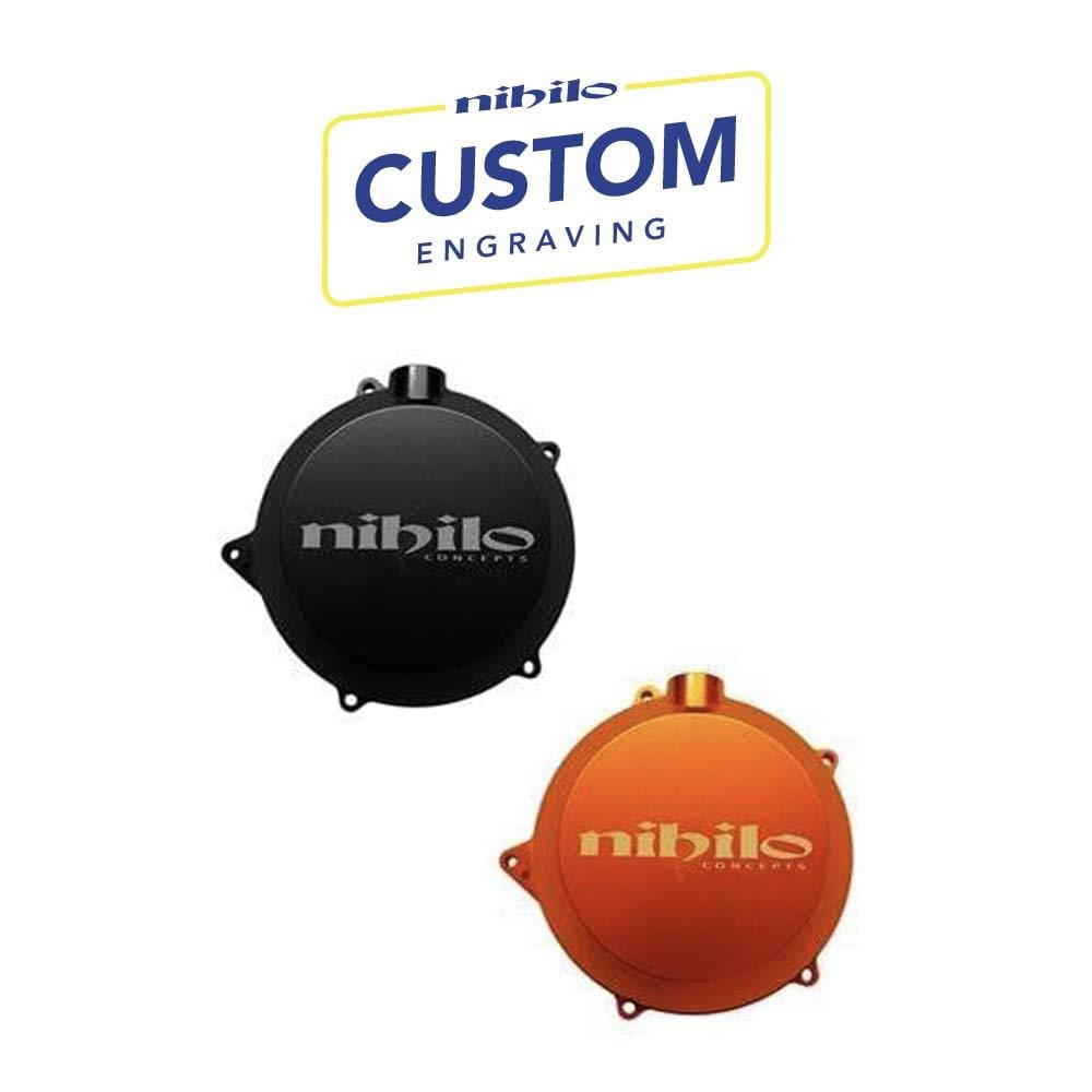 Nihilo Concepts Clutch Cover KTM/Husqvarna 450F Billet Clutch Cover 2012-2015