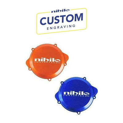 wmr1 KTM/Husqvarna 85 Billet Clutch Cover 2002-2017