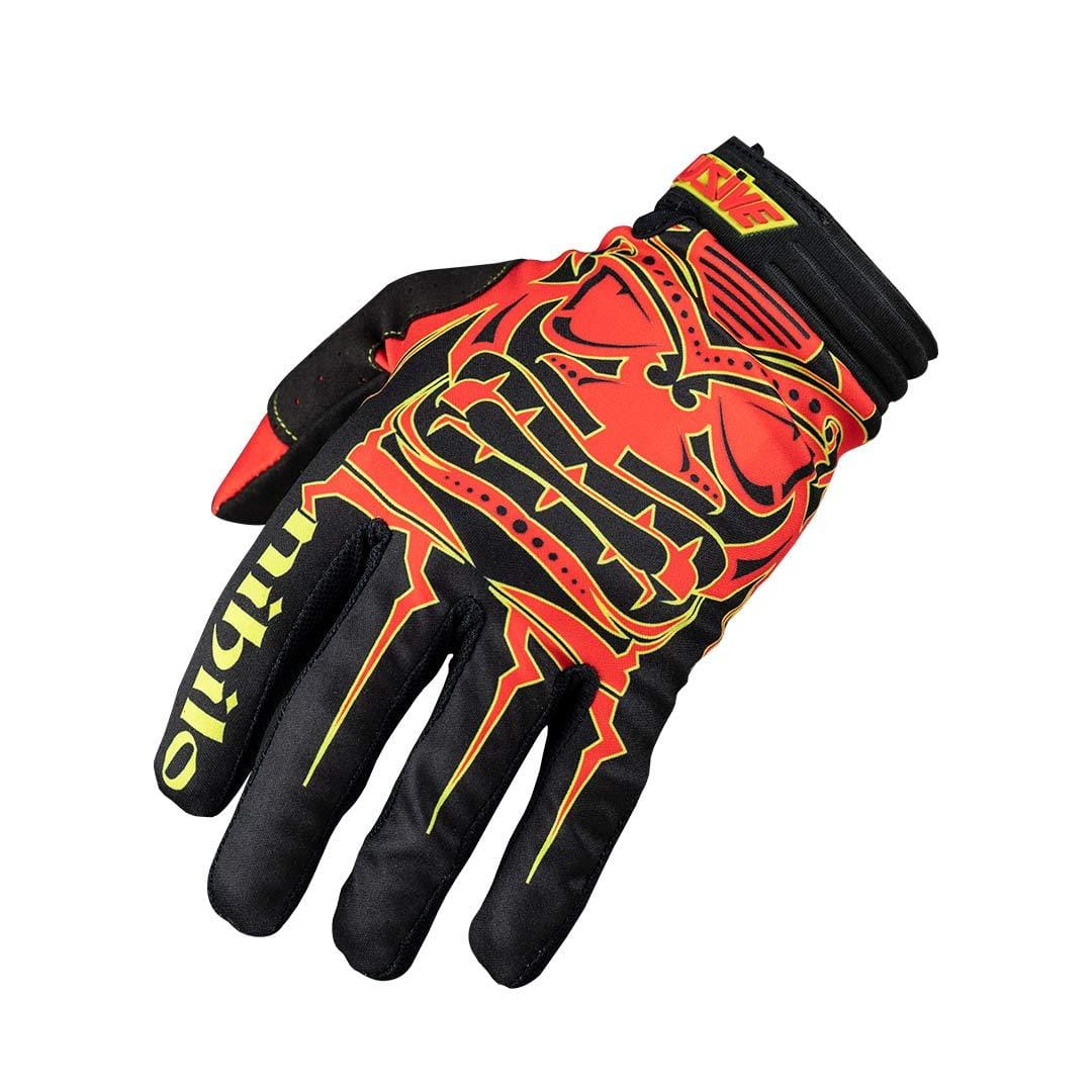 Nihilo Concepts X-Small Nihilo Concepts Red / Flo Glove by Illusive Gloves (Youth)