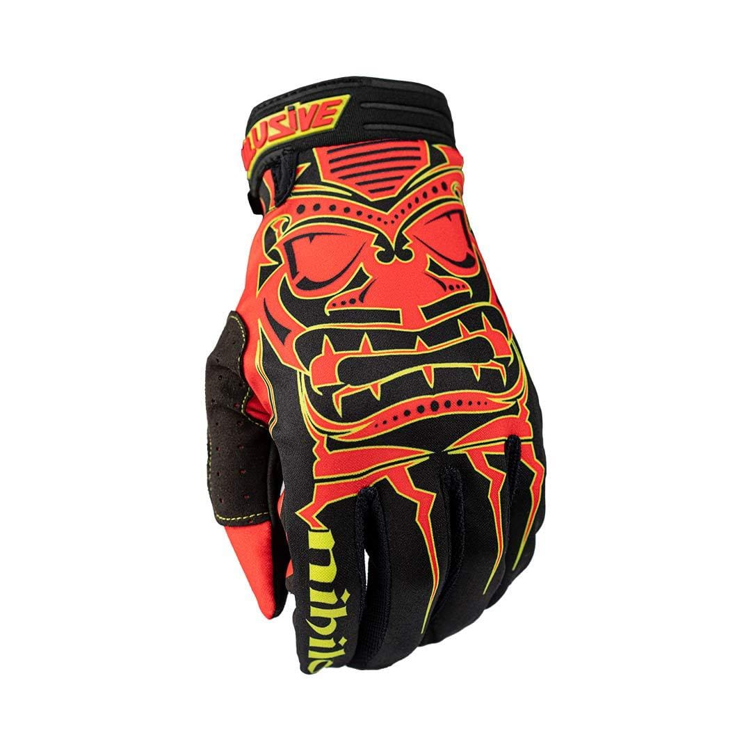 Nihilo Concepts Nihilo Concepts Red / Flo Glove by Illusive Gloves (Youth)