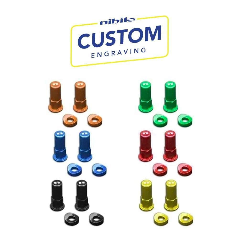 Nihilo Concepts Rim Lock Nut Kit Rim Lock Nut Kit