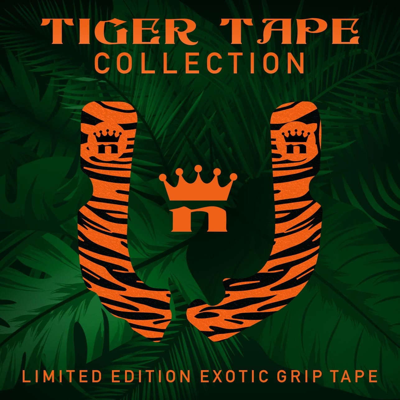 Tiger Tape Collection - Limited Edition - Exotic Grip Tape