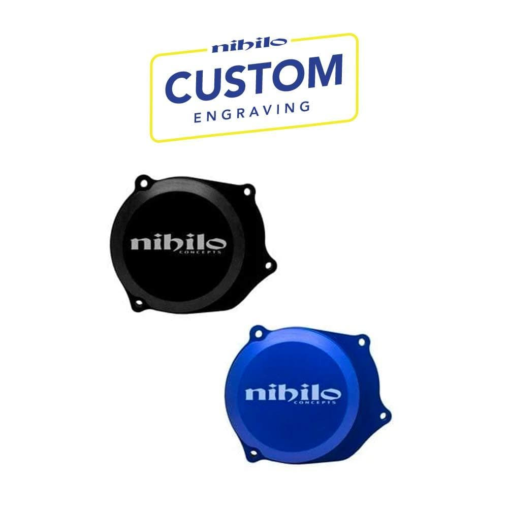 Nihilo Concepts Ignition Cover Yamaha YZ 85 / YZ 65 Ignition Cover 2005-2021