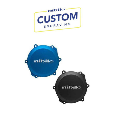 Nihilo Concepts Clutch Cover Yamaha YZ 65/85 Billet Clutch Cover