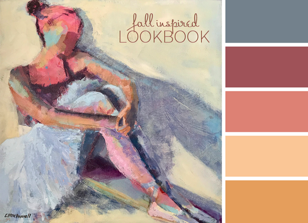 Fall Color Trends Lookbook