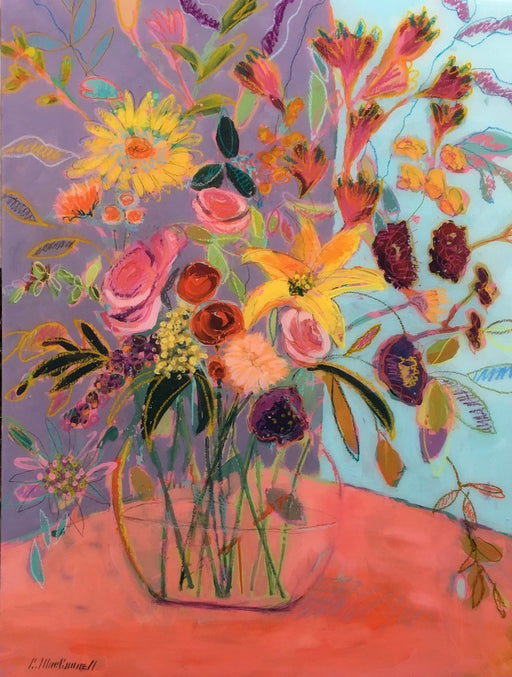 pink-purple-yellow-floral-painting_carol-macconnell