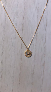 Paige Pendant Necklace (Gold-Filled)