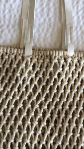 Hand-Braided Tote Bag
