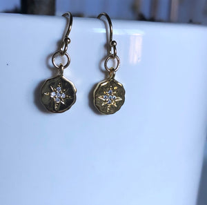 Reagan Hook Earrings (Gold-Filled)