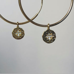 Reagan Hoop Earrings (Gold-Filled)