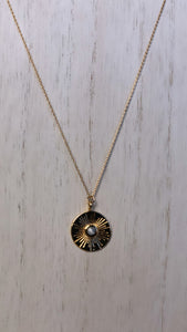 Sloane Pendant Necklace (Gold-Filled)