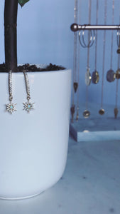 Raina CZ Earrings (Gold-Filled)