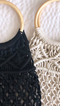 Load image into Gallery viewer, Macrame Woven Bag