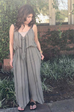 Load image into Gallery viewer, Olive Jumpsuit