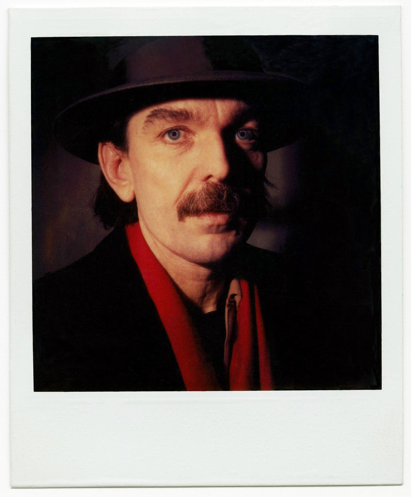 Captain Beefheart Polaroid by Brad Balfour