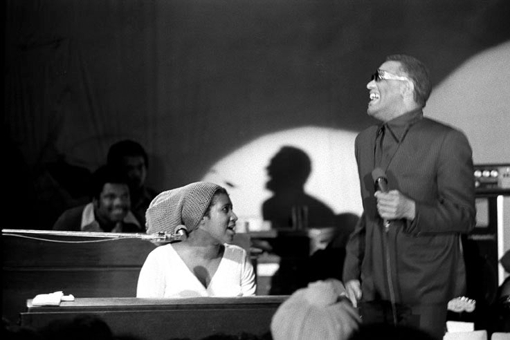 Aretha Franklin and Ray Charles - (ARF001RA)